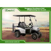 4 Person Electric Hunting Carts With Curties Controller 48V 275A Manufactures