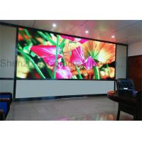 Small Pixel Pitch Indoor LED Video Walls Advertising Full Color Smd 4K P2mm HD Manufactures