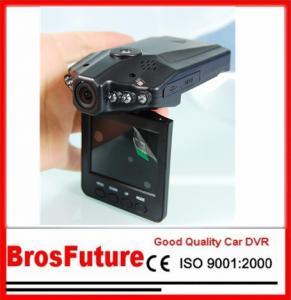 VGA Car Black Box DVR Recorder with Night Vision Wide Angle / 2.5