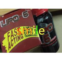 Buy cheap Dietary Super Fast Weight Loss Pills , Lipo 6 Black Ultra Burning Fat Slimming from wholesalers