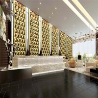 Metal screen wall panel for hotel lobby curtain wall decoration Manufactures