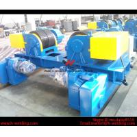 Movable 2T - 60T Welding Turning Rolls / Pipe Rotators / Tank Turning Roll 60000kg Manufactures