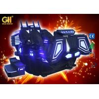 7000W Virtual Reality Movie Theater 9D Simulator For Amusement Theme Park Manufactures