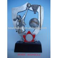 resin basketball trophy---NW1401K Manufactures