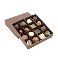 Octangle Chocolate Packaging Boxes / Window Boxes Hot Stamping Boxes Manufactures