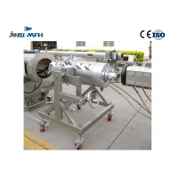 China Fully Automatic HDPE PE Water and Gas Pipe Making Machine on sale