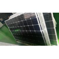 Solar Power Station Mono Crystalline Solar Cell Panel 250W Excellent Anti Aging EVA Manufactures