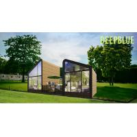 China Modern Design Prefab light steel garden studio for work and holiday on sale