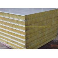 Lightweight Zinc Coated Foam Metal Sandwich Panels For House Fabrication Manufactures
