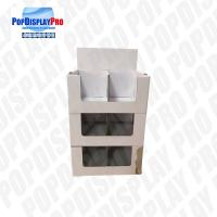 Stackable Halloween Cardboard Shelf Display Stand Solid Structure For Toys Design Manufactures
