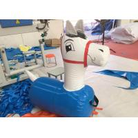Interesting Giant Inflatable Outdoor Games  Inflatable Bouncy Animal Toy Manufactures