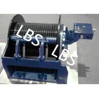 Small Industrial Electric Lifting Winch For Trawler SGS ISO Certificate Manufactures