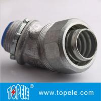 Malleable Iron Liquid Tight Connector Flexible Conduit And Fittings Manufactures