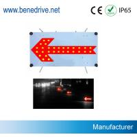 Portable LED Arrow Board Directional Light Bar , Tab03X Flashing Arrow Boards Manufactures