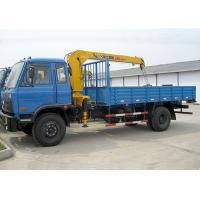 3200 Kg Lifting Capacity Truck Mounted Crane Equipment High Efficiency Manufactures
