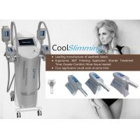 China Cryo Therapy Fat Freezing Equipment , Cool Lipo Machine That Freezes Fat Cells on sale