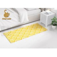 Modern Pattern Bedroom Indoor Area Rugs / non slip Carpet Easy To Clean Manufactures