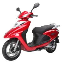 Energy Saving Gas Powered Moped Scooters For Adults 2.8 00km/L Fuel Consumption Manufactures