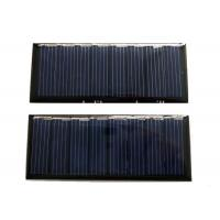 Mini Solar Panels / Epoxy Resin Solar Panel For Electric Torch Lighting Manufactures