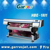 Fabric directly textile printer Garros printer HBE1801 Manufactures