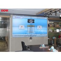 Outdoor Touch Screen Wall Display , Large Multi Screen Display Wall Manufactures