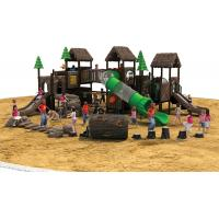 Outdoor Playground Type and Plastic Playground Material outdoor play area Manufactures