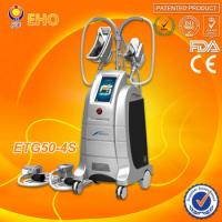 ETG50-4S 2016 Spuer cryolipolysis slimming machine, weight loss machine,beauty facial and Manufactures