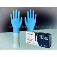 Disposable nitrile examination glove, powder free, non-sterile Manufactures
