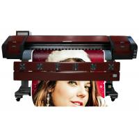 High Speed Dye Sublimation Photo Printer Two Epson Head / 90sqm Per Hour Manufactures