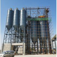 Professional Automatic control system dry mortar mixer plant with 40t/h Manufactures