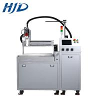 China 4.5KW High Power Glue Mixing Equipment With Two Stainless Steel Pump on sale