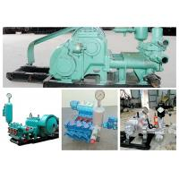 China Industrial Construction Horizontal Drilling Mud Pump Diesel Power With High Pressure on sale