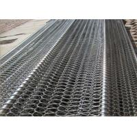 Stainless Steel Wire Mesh Conveyor Belt With Balanced Used For Conveyer Manufactures