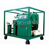 China NSH VFD  Insulation Oil Purifier Plant on sale