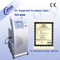 Pigment Removal Body Hair Removal Machine With Two Handles With ISO9001 Manufactures