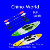 Paddle board with SUP paddle Manufactures