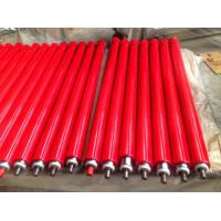Farm Small Bore Hydraulic Cylinder Yellow Black Blue Color Customized Manufactures