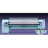 34 Heads Garment Making Machine , Embroidery Automated Quilting Machine Manufactures