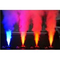 China High Output RGB LED Stage Fog Machine Wireless Remote Control , Oil Free Protection on sale