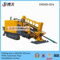 DFHD-32A Full Hydraulic Directional Drilling Rig Machine for Pipe-laying Manufacturer Manufactures