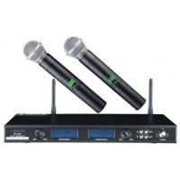 China 0EM UHF Wireless Microphone with 96 Friquencies on sale