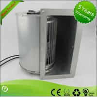 Air Conditioning Industrial Double Inlet Centrifugal Fans Blower , Exhaust Ventilator Fan Manufactures