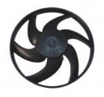 Black 200W Auto Electric Fan Automotive OEM 1250.F0 PEUGEOT Accessories Manufactures