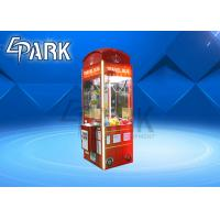 China Claw Crane Game Machine Plastic Cabinet Plush Toy coin operated Vending Machine merchandiser on sale