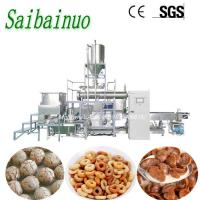 China Top Selling Puff Snacks Breakfast Cereals Machine Corn Flakes Production Line on sale