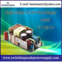 Emerson (Astec) LPS54 Single Output AC-DC Power Supply Manufactures