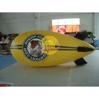 Reusable Durable Helium Zeppelin Balloons with Full Digital Printing for Sporting events Manufactures