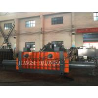 Y81F-400 Hydraulic Scrap Metal Baling Machine with Double Main Cylinders Manufactures