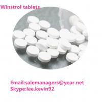 China 360-70-3 Legal Oral Steroids Winstrol Tablets / 50mg White Stanozol Pills on sale