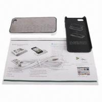 China Good-quality Slide Bluetooth Keyboard for iPhone 5, with Protective Case on sale